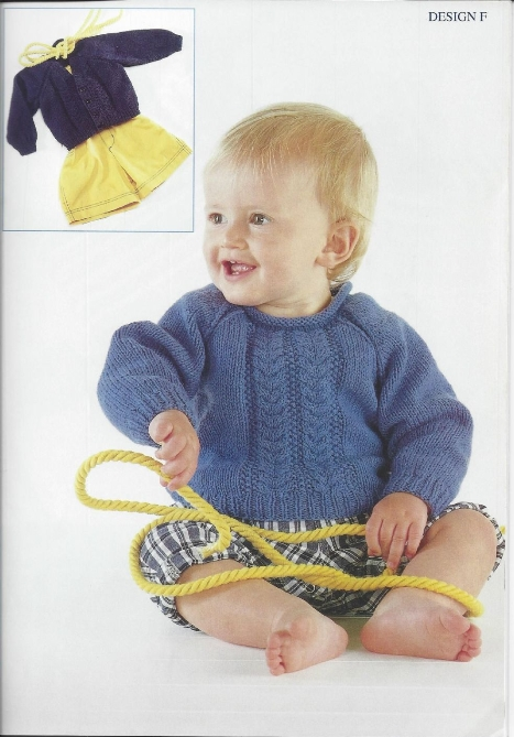 Knitting For Babies Books : Sirdar book gorgeous babies knitting